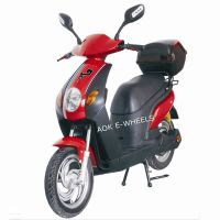 350W/500W Motor Moped Scooter with Pedal (ES-016) thumbnail image