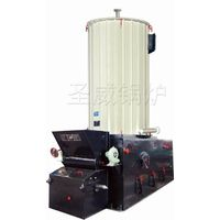 YLL Type of Vertical Cyclone Combustion Smokeless Thermal oil Heater