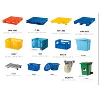 High Quality Plastic Pallet , Containers, Bottle crates, Poultry Equipment, and many others