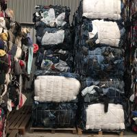USED CLOTHES JEANS,