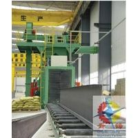 Steel Shot Blasting Machine / Qingzhu QH