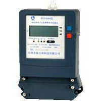 Three phase multi rate electronic meter