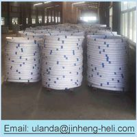 Galvanized steel wire for fishing net 18 gauge 45kg per coil