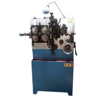 Automatic spring coiling machine VG-MS-3B