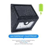 Best Selling Products Solar Powerd 1w Lamp Portable Wireless Led Motion Sensor Solar Street Outdoor thumbnail image