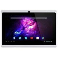 A88X 7'' Tablet - Android 4.4, Quad Core, HD 1024x600, Dual Camera, Bluetooth, Wi-Fi, 8GB, 3D Game S