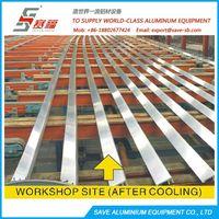 aluminium extrusion cooling belt table