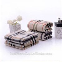 high quality cotton face towel