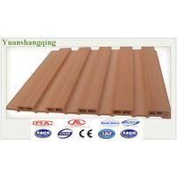 2015 New Design WPC Wood Grain Ceiling