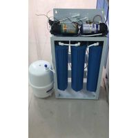 two stage Ro purifier machine( zero penetrate water)