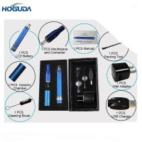 Electronic Cigarette A-G-O with Dry Herb Vaporizer