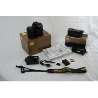 Nikon D750 24.3MP DSLR Camera - Black w/ extras +14704086638