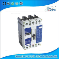 Hfd MCCB Moulded Case Circuit Breaker