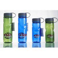 plastic Korea style sport bottle water bottle bpa free