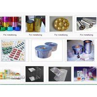 food thermoforming packaging transparent APET rigid plastic film