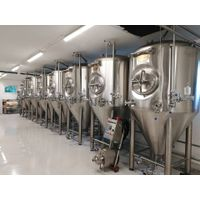 15BBL ripeners, brew equipment, brewery equipment, mash lauter tun