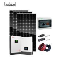 3kw 5kw 8kw off grid mini home solar power system home station solar kit off grid home solar system