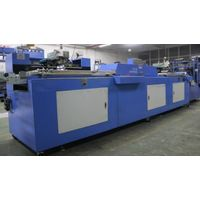 Two colors Cotton tapes automatic screen printing machine thumbnail image