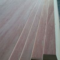 Plywood for packing and pallet