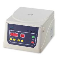 Lab Centrifuge 16,000rpm Table-top Centrifuge LCD Display 18x 1.5/2.2ml (H-1600A)