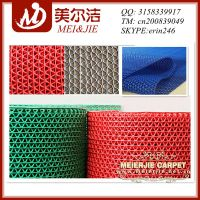 PVC anti-slip S mat door mat