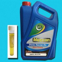 Diesel Engine Oil 20w50 5 liter