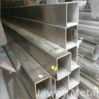 904L stainless steel square tube
