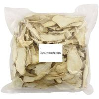 Dried oyster mushroom from Himalayas mountain region