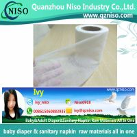 Hot Sale Hydrophilic Non Woven for Baby Diaper (LS-804)