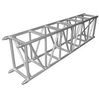 6082t6 Aluminum Rectangle Truss