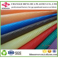 Pp Cambrelle (pp spunbonded nonwoven in cross design)