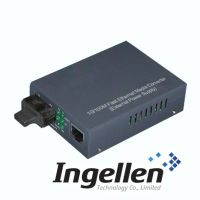 10/100M Fast Ethernet Media Converter-External Power Supply thumbnail image