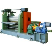 Double-roller calendering machine thumbnail image