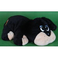 quiet Pug Dog Plush Stuffed Animal Toy