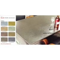 RNPT Brushed metallic table cloth