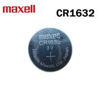 3V Maxell CR1632 160mAh Lithium Button Cell for TPMS