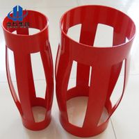 API Standard High Quality Cementing Tools Oilfield Single Piece Casing Centralizer