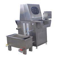 Automatic lamb leg vacuum rolling machine