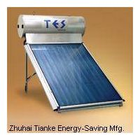 Solar Water Heater Solar Thermal Collector Water Heater CE, RoHS  Keymark