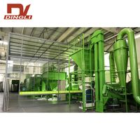 Food Residue Drying Production Line