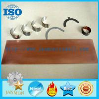 Bimetallic strips with oil holes,Bimetallic strips with oil grooves,Bimetallic materials,Bimetal