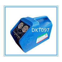 Dkt097 1/2HP Portable Oil-Less Compressor Refrigerant Rapid Recovery & Recycling Equipment thumbnail image