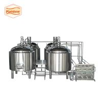 500 liter micro brewing equipment beer machine