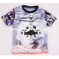 Boy summer t shirt thumbnail image
