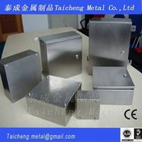 Stainless steel enclosures customized thumbnail image