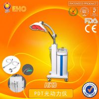 Latest PDT technology HK8 LED light wrinkle remover facial equipment(skin care)