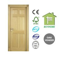 Interior Wooden Door/MDF PVC Door/Solid Wood door