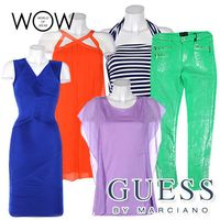 GUESS clothes for women