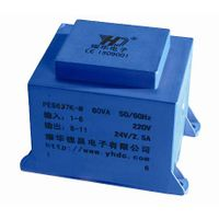 220V 12V ac power transformer EI transformer single phase transformer step down transformer
