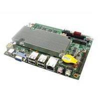 Intel atom D525 fanless mini itx motherboard, mini mainboard ,3.5 inch POS board